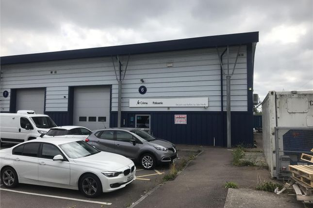 Thumbnail Warehouse to let in Unit 6 Mardon Park, Off Central Avenue, Baglan, Port Talbot, Neath Port Talbot
