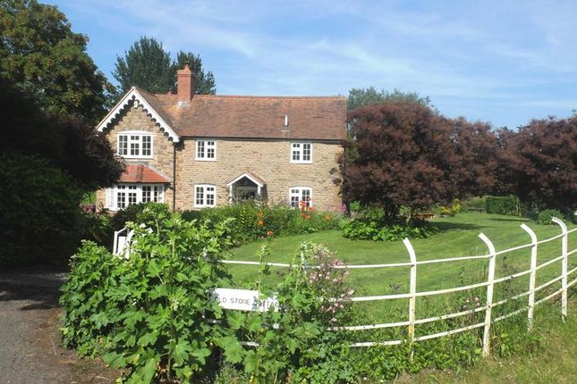 Thumbnail Detached house for sale in Old Stone Cottage, How Caple, Hereford, Herefordshire