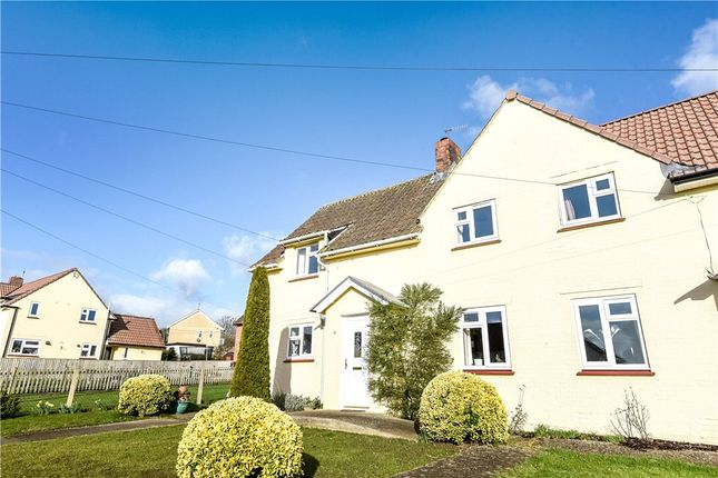 Thumbnail Semi-detached house for sale in Fairfield, Beaminster, Dorset