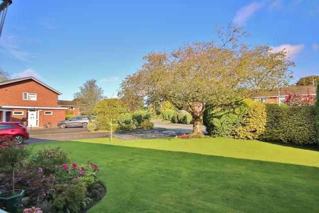 Garden of Fulshaw Court, Wilmslow SK9