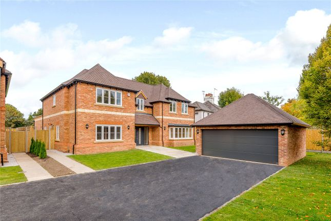 Thumbnail Detached house for sale in Plot 2, Maidens Green, Winkfield, Windsor