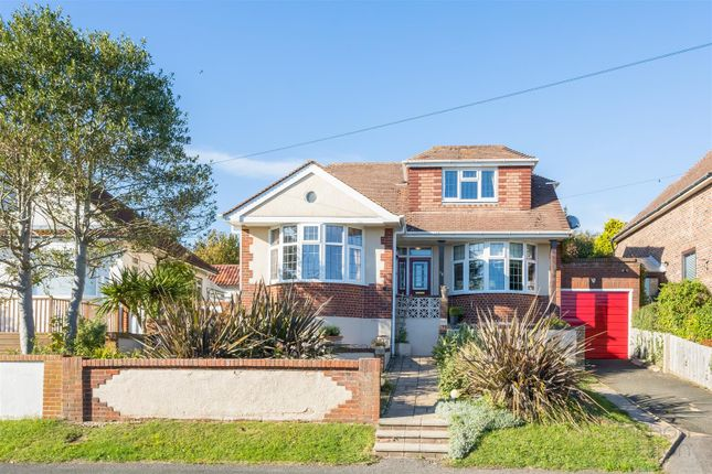 Thumbnail Detached house for sale in Ring Road, Lancing