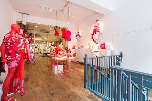 Thumbnail Retail premises to let in Leonard Street, London
