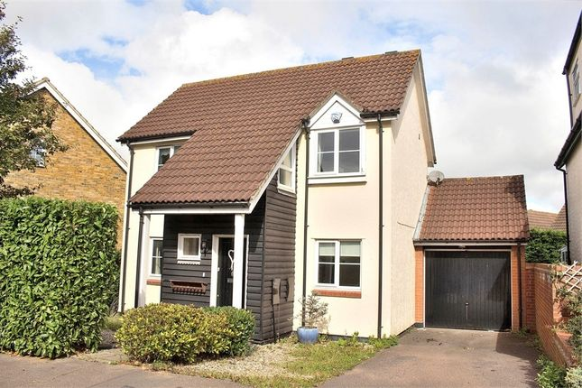 Thumbnail Detached house for sale in Lukins Drive, Dunmow