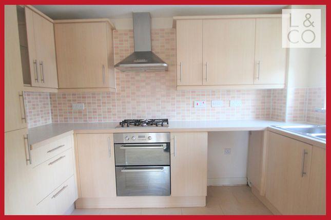 Thumbnail Flat to rent in Jovian Villa, Roman Way, Newport
