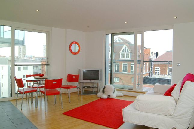 Thumbnail Flat to rent in Dickinson Court, Clerkenwell
