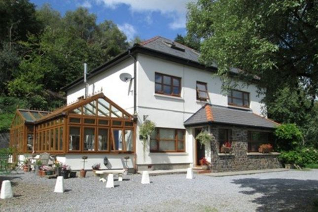 Thumbnail Detached house to rent in Stepaside, Narberth