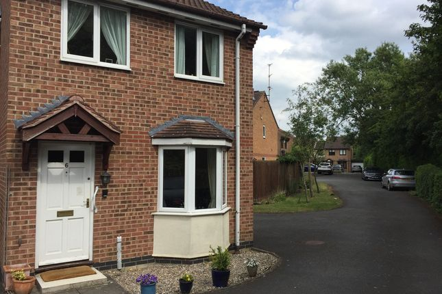 Semi-detached house for sale in Braymish Close, Kibworth, 0
