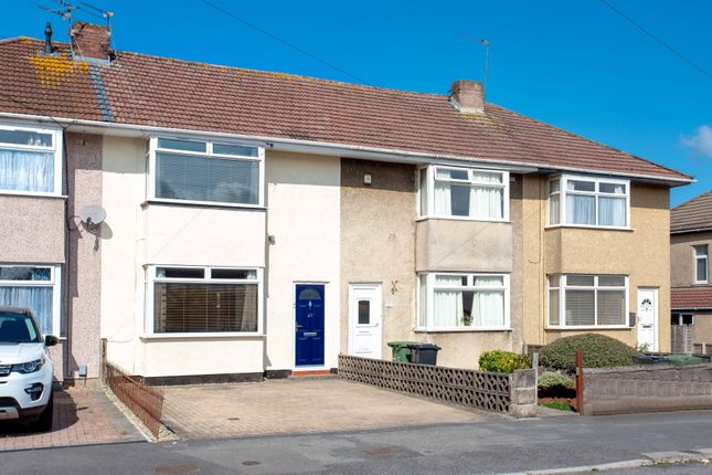 Thumbnail Terraced house for sale in Mortimer Road, Filton, Bristol