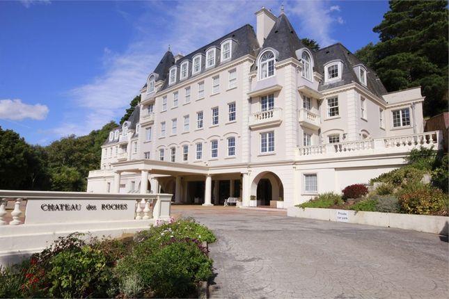 Thumbnail Flat to rent in Chateau Des Roches, Mont Gras D'eau, St Brelade