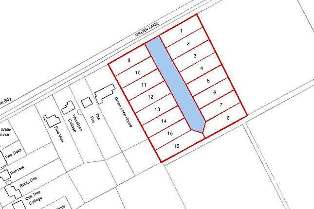 Thumbnail Land for sale in Plot 3, Green Lane, Ockham, Woking, Surrey