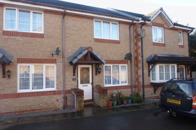 Thumbnail Terraced house to rent in Larcombe Road, Boscoppa, St. Austell