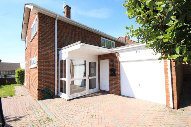 Thumbnail Detached house to rent in East Cosham Road, Cosham, Portsmouth