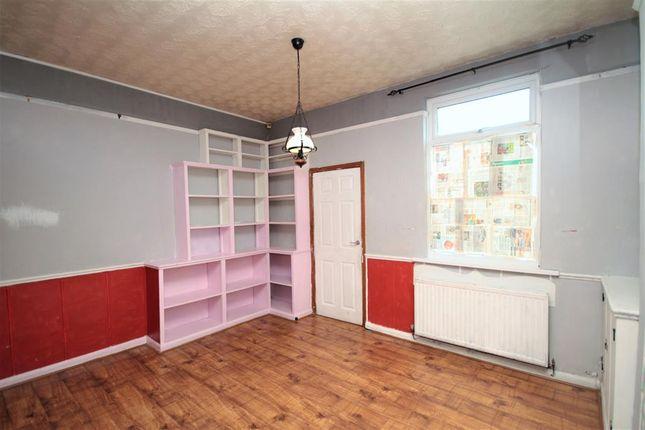 Open Plan Reception Room