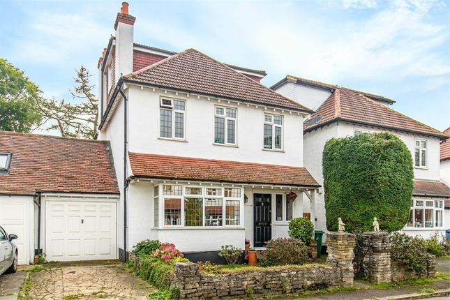 Thumbnail Detached house for sale in 2 Dell Close, Wallington, Surrey