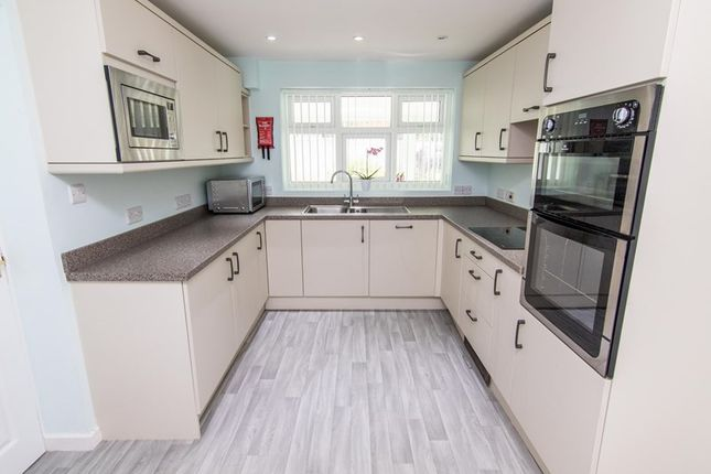 Thumbnail Detached house for sale in Brookmead, Ross-On-Wye, Herefordshire