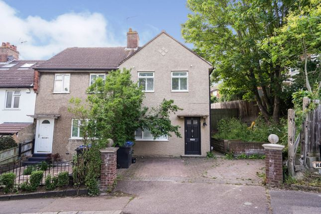 3 bed end terrace house for sale in Hancock Road, London SE19