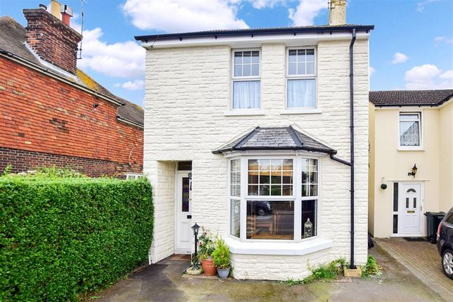 Thumbnail Detached house for sale in Albemarle Road, Willesborough, Ashford, Kent