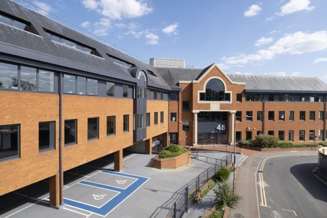 Thumbnail Office to let in 45 Grosvenor Road, St Albans