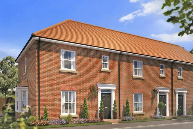 Thumbnail End terrace house for sale in Archers Court Road, Whitfield, Dover, Kent