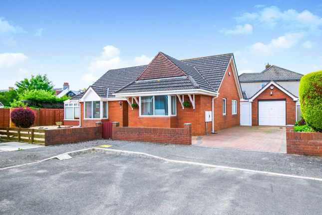 Thumbnail Bungalow to rent in Greenfield Way, Nottage, Porthcawl