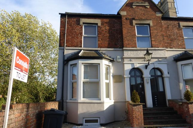 Thumbnail Flat to rent in St. Catherines Road, Grantham