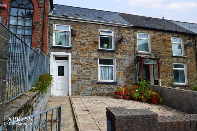 Thumbnail Terraced house for sale in Bute Street, Treherbert, Treorchy, Mid Glamorgan