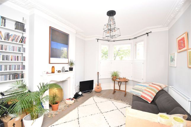 Thumbnail Terraced house to rent in Leicester Road, London