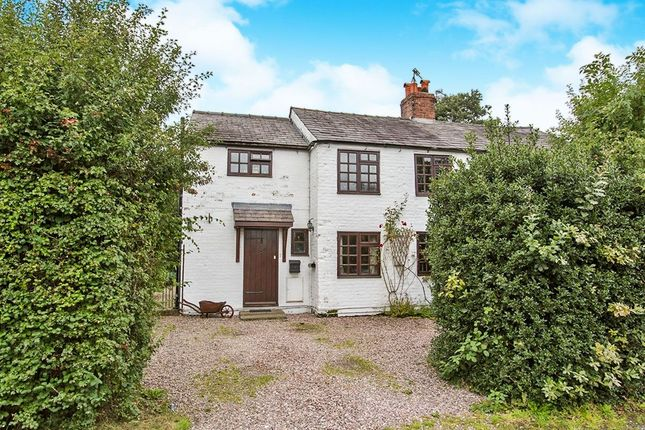 Thumbnail Semi-detached house for sale in Hield Lane, Aston By Budworth, Northwich