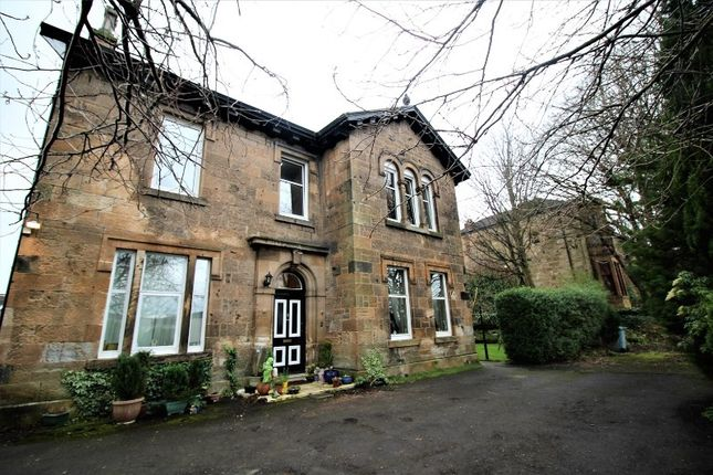 Thumbnail Flat for sale in Hamilton Road, Glasgow