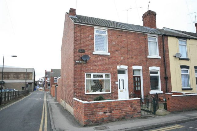 2 bedroom terraced house for sale in Park Terrace, Doncaster, Doncaster
