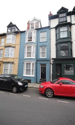 Thumbnail Shared accommodation to rent in Portland Street, Aberystwyth