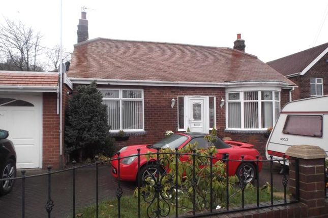 Thumbnail Bungalow for sale in Coniston Dunston Bank, Dunston, Gateshead