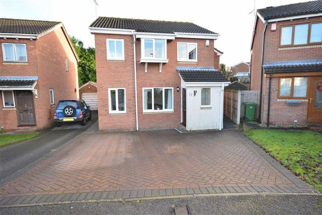 Thumbnail Detached house for sale in Kedleston Close, Ripley