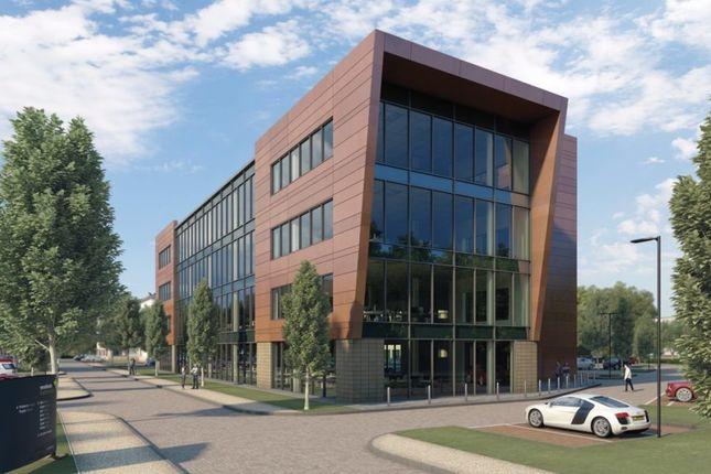 Thumbnail Office to let in Plot C, Poplar House, Woodlands Business Park, Milton Keynes