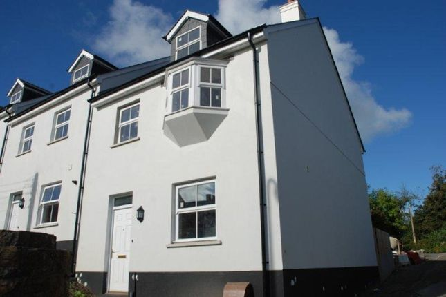 Thumbnail Town house for sale in Barn Street, Haverfordwest