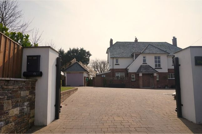 Thumbnail Detached house for sale in Bickington, Barnstaple