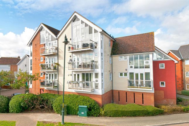 Thumbnail Flat for sale in Lindel Court, Kings Hill