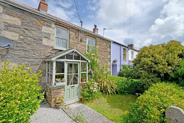 Thumbnail Cottage for sale in Voguebeloth, Illogan, Redruth