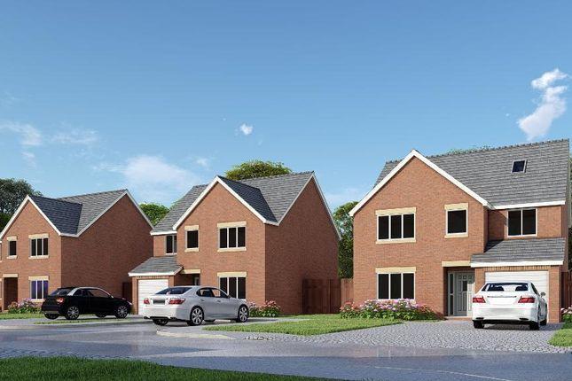 Thumbnail Detached house for sale in The Burtons, Lytham Road, Warton, Preston, Lancashire
