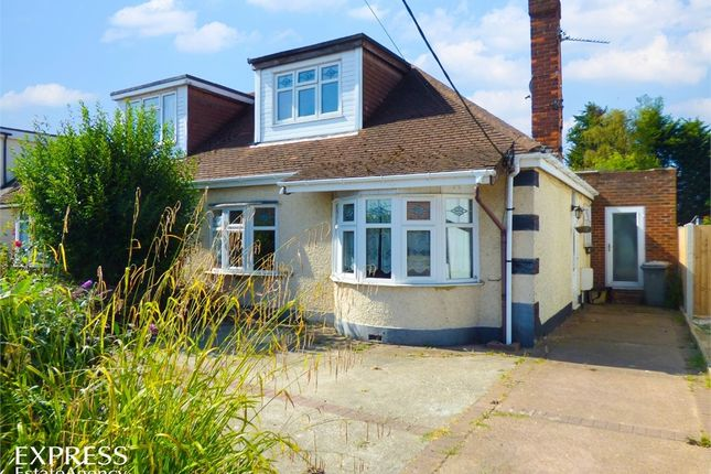 Thumbnail Semi-detached house for sale in Grandview Road, Benfleet, Essex