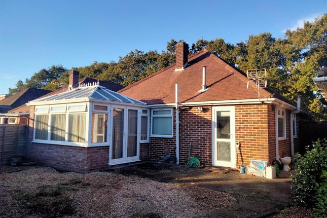 Thumbnail Detached bungalow for sale in Portsmouth Road, Southampton