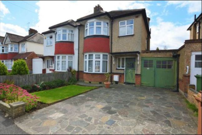 Thumbnail Semi-detached house to rent in Cambridge Road, Harrow, Middlesex