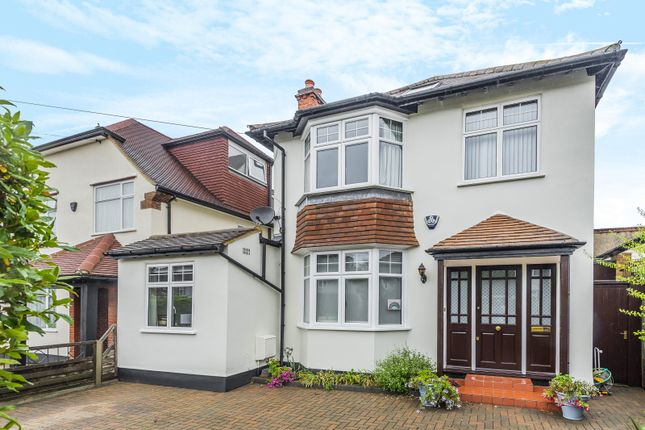 Thumbnail Detached house for sale in Nelson Road, New Malden