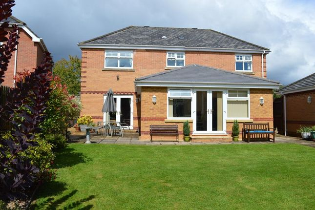 Thumbnail Detached house for sale in Everest Walk, Llanishen, Cardiff