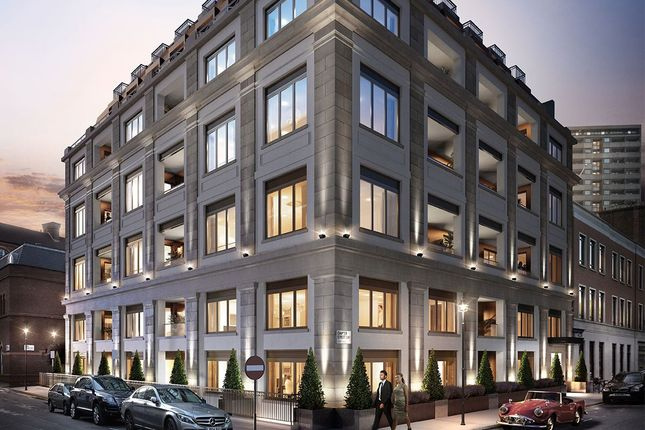 Thumbnail Duplex for sale in Chapter Street, London