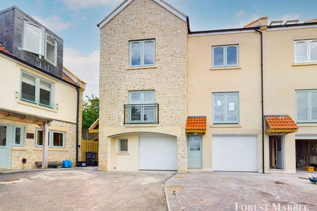 Thumbnail Town house for sale in Eastgate Court, Frome