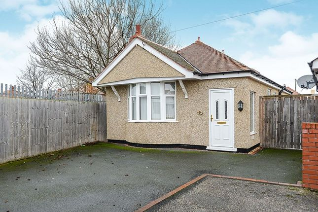 Thumbnail Bungalow to rent in County Drive, Rhyl