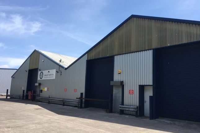 Thumbnail Industrial to let in Unit 16B Freemans Parc, Penarth Road, Cardiff