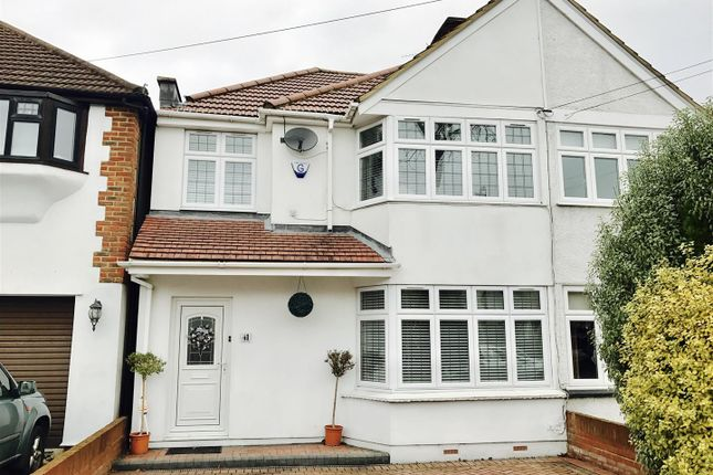 Thumbnail Semi-detached house to rent in Shuttle Close, Sidcup